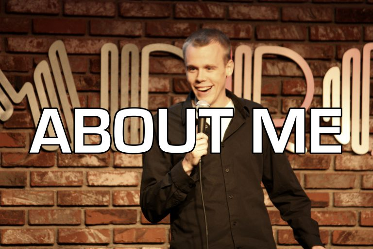About Me Andrew Rivers Comedian